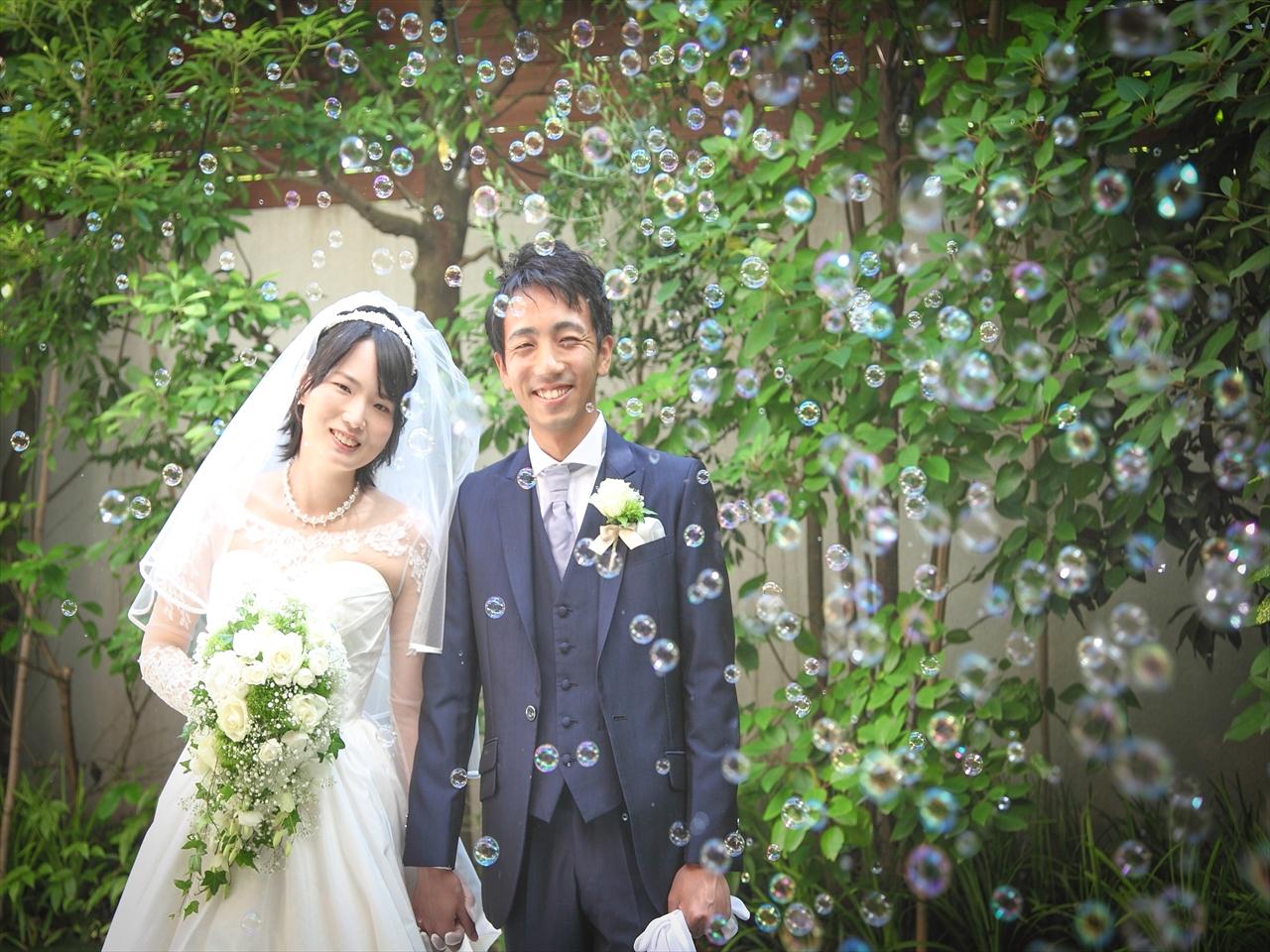 dce0baa193b8f 浜松から打ち合わせに通ってくださったおふたりご家族と親しい方のみのあたたかな結婚式をご希望です